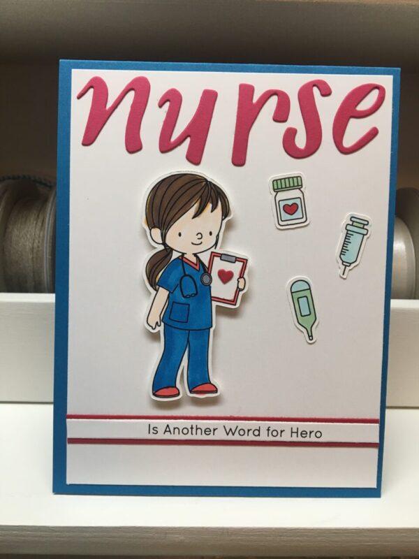 Made in Nevada Handmade Cards – Heroes, Nurses, Doctors