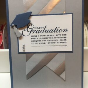 Made in Nevada Graduation Cards-Handmade
