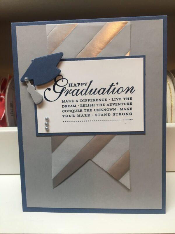 Made in Nevada Graduation Cards-Handmade