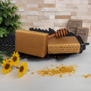 Made in Nevada Raw Honey Soap