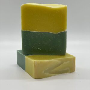 Made in Nevada Eucalyptus Lemon Soap