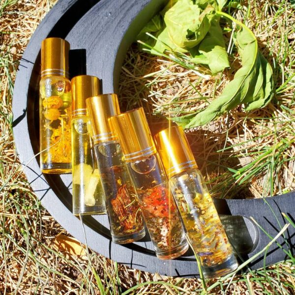 Made in Nevada Organic Fruit & Herb Infused Lip Oils