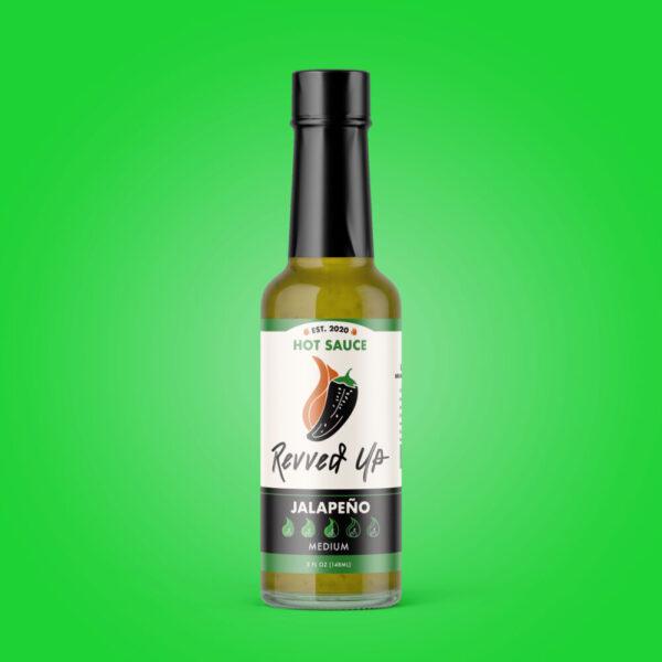 Made in Nevada Jalapeño Hot Sauce