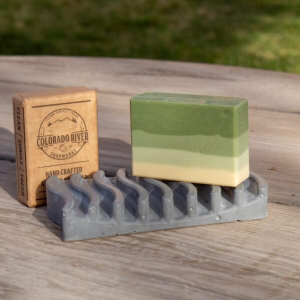 Made in Nevada Lemongrass Soap
