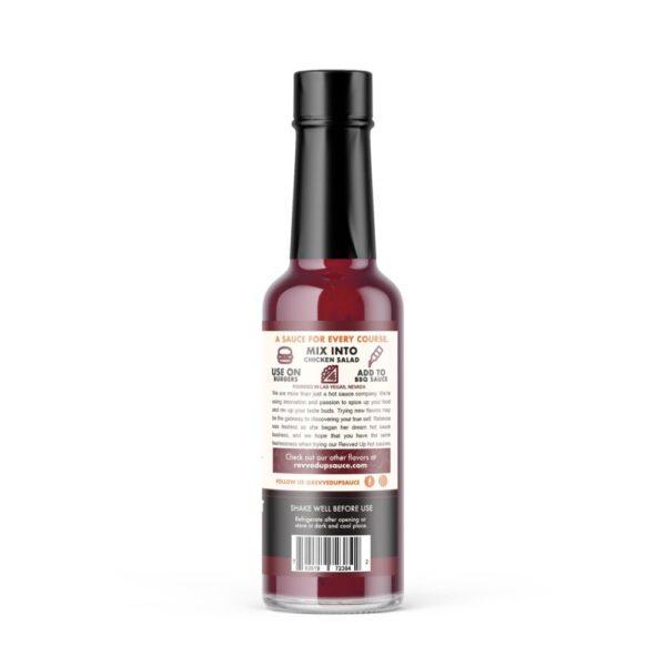 Made in Nevada Peri-Peri Ghost Pepper Hot Sauce