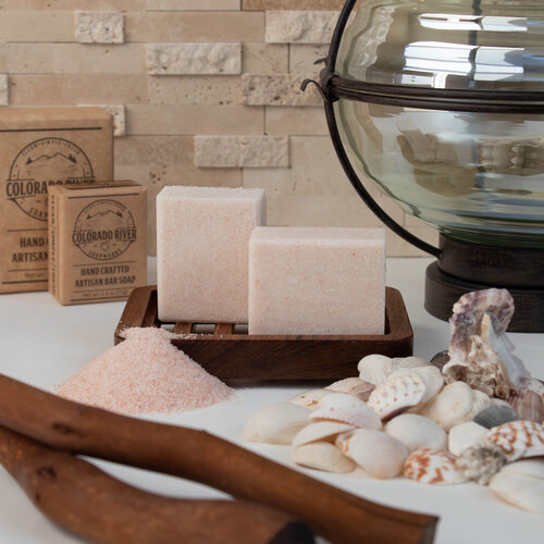 Made in Nevada Salty Breeze Soap