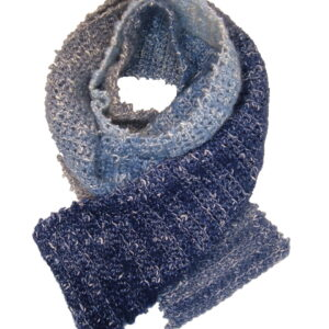 Made in Nevada The Meyer Lansky Hand-Crocheted Scarf – Cool Cotton and Ombre Collections