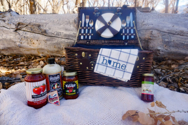 Made in Nevada Made In Nevada Luxury Picnic Basket