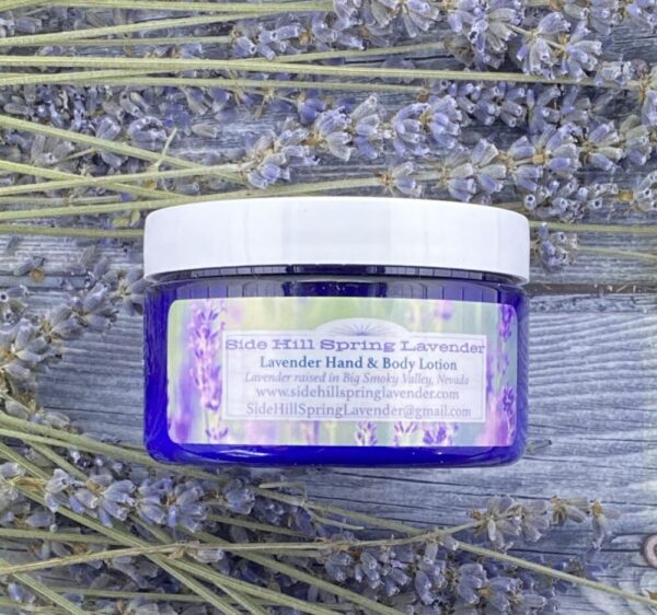 Made in Nevada Lavender Hand & Body Lotion – 4 oz.