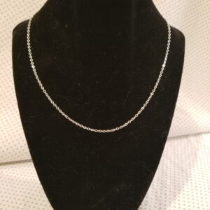 Made in Nevada 18″ chain necklace