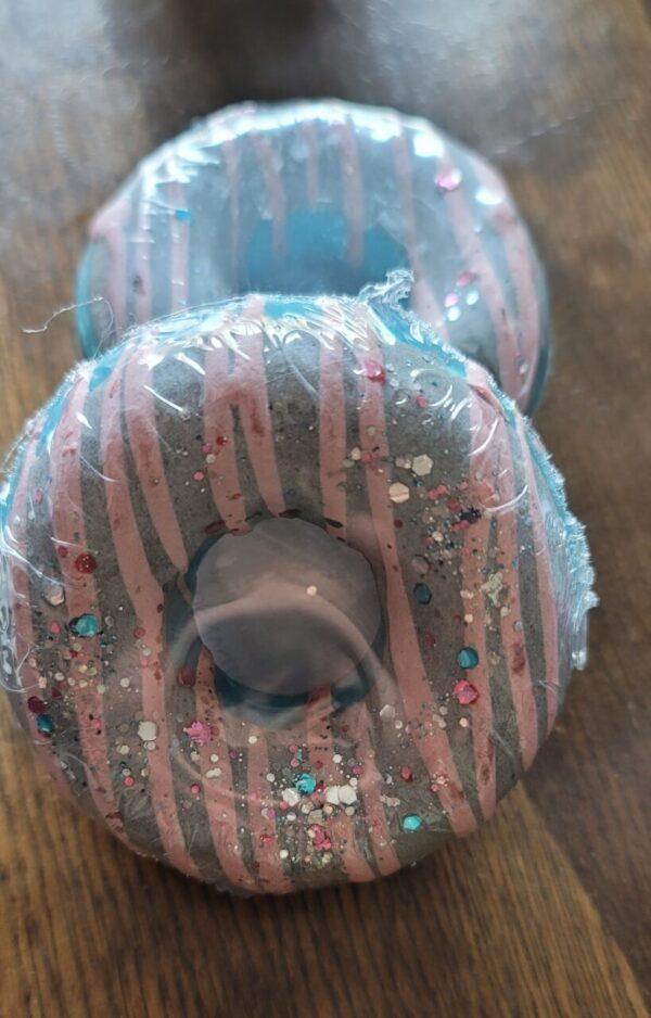 Made in Nevada Mango Sorbet Donut Soap