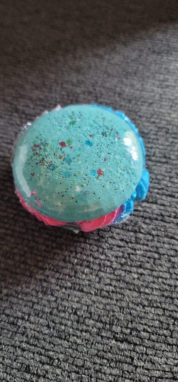 Made in Nevada Macaron Solid Bubble Bath