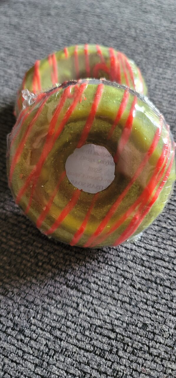Made in Nevada Chocolate Donut Soap