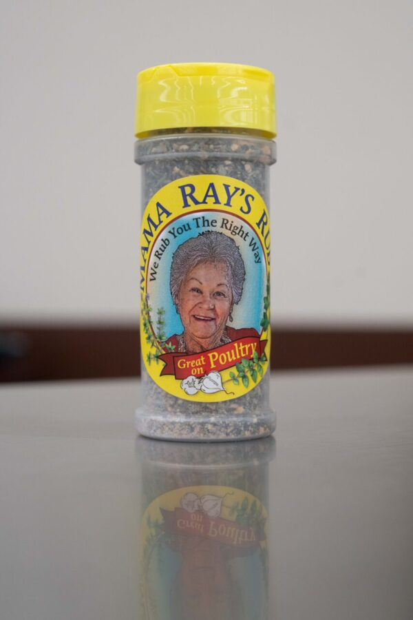 Made in Nevada Mama Ray's Poultry Rub