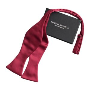 Made in Nevada Deep Red bowtie