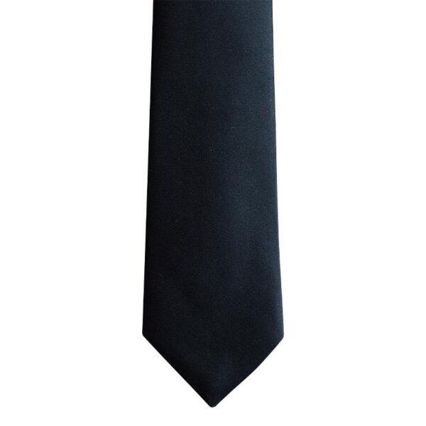 Made in Nevada Black necktie