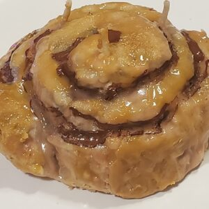 Made in Nevada Cinnamon Roll Candle