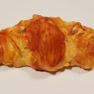 Made in Nevada Mini-Croissant Candle