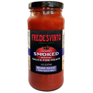 Made in Nevada Fredesvinto Hickory Smoked Special Sauce for Meats