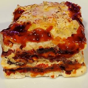 Made in Nevada Meat Lasagna Candle