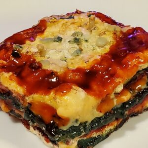 Made in Nevada Vegetable Lasagna Candle